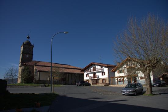 Betanzos Gotzainaren plaza